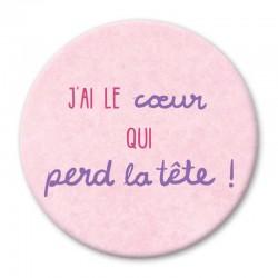 MAGNET L J'AI LE COEUR