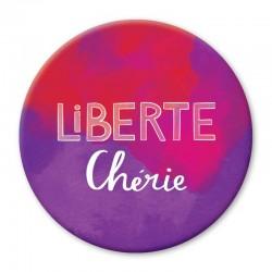 MAGNET L LIBERTÉ CHÉRIE