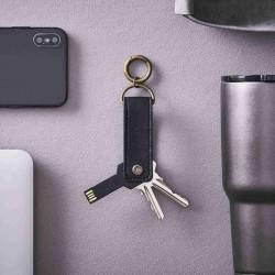 PORTE CLES AVEC CLE USB