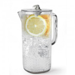 CARAFE OURS POLAIRE QUALY