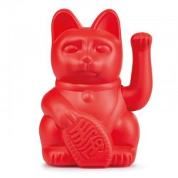 LUCKY CAT MANEKI NEKO ROUGE