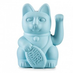 LUCKY CAT MANEKI NEKO BLEU